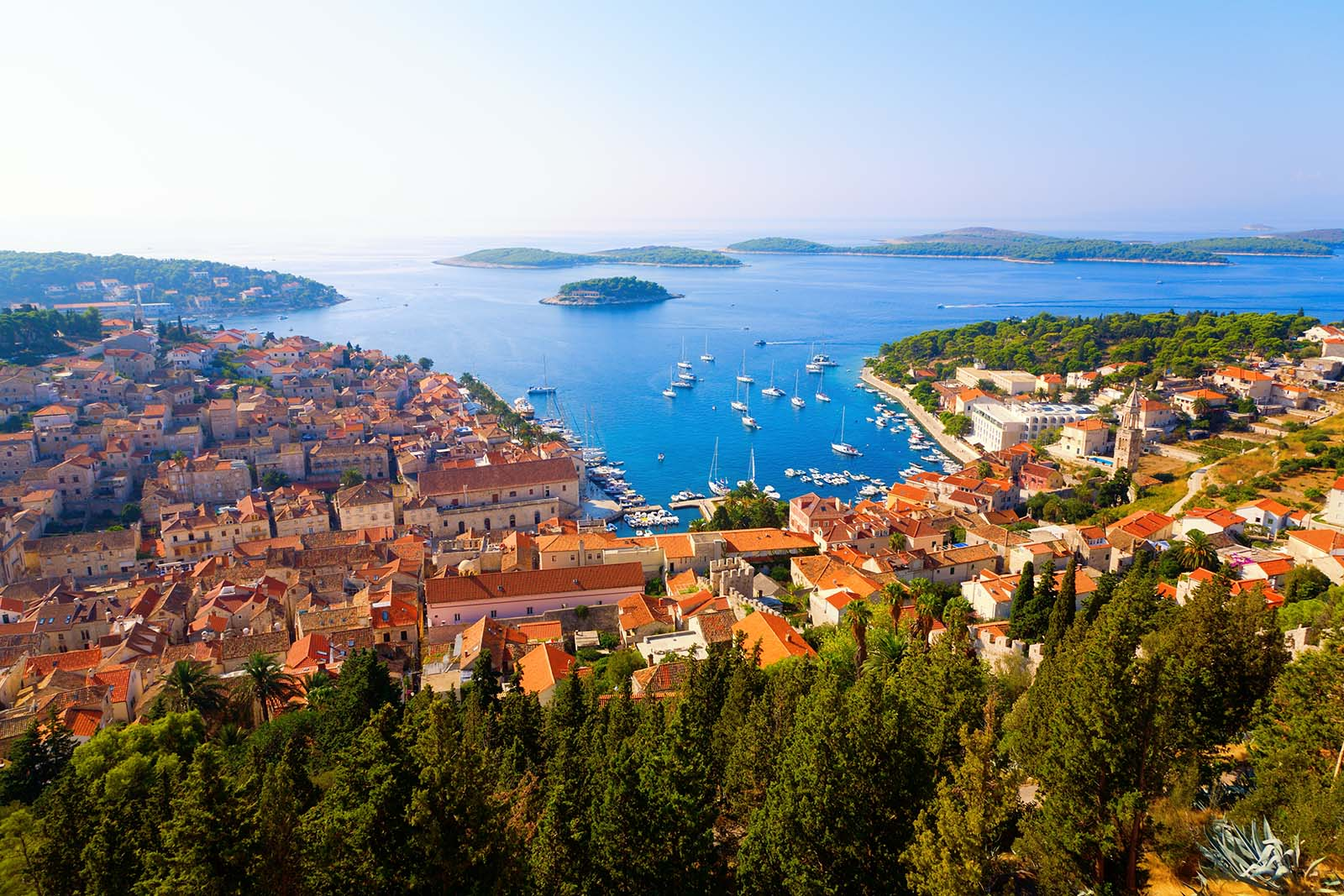 Hvar excursions trips