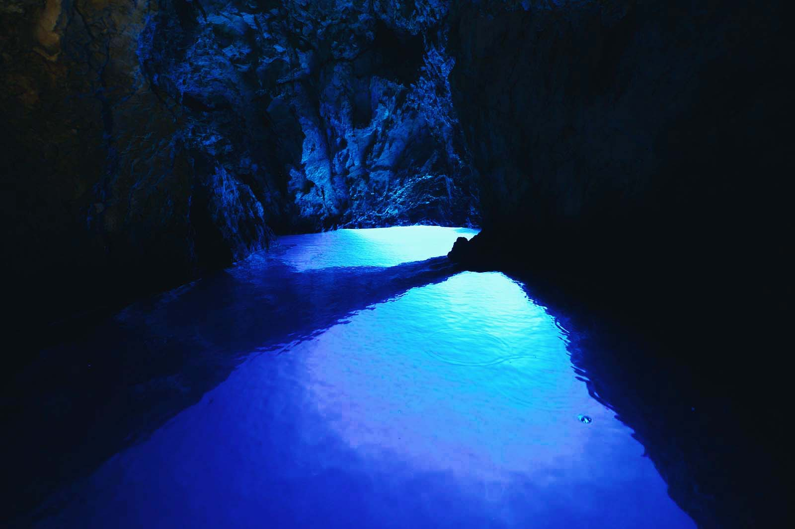 Blue cave excursions trips
